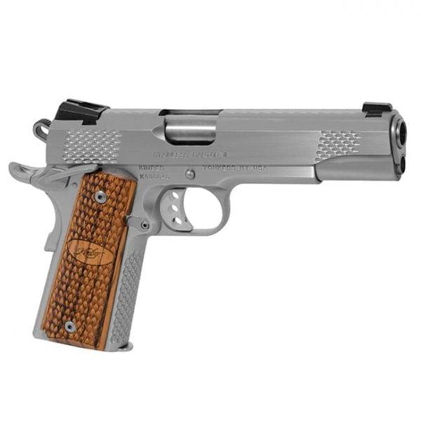 Kimber 1911 Stainless Raptor II 10mm Pistol 3200386