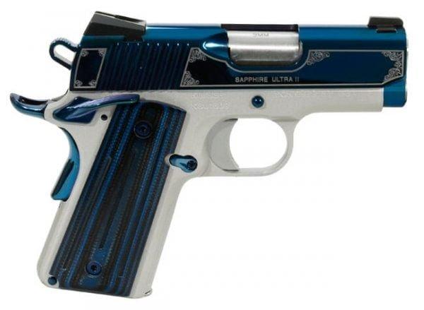 Kimber 1911 Sapphire Ultra II .45 ACP 3200362