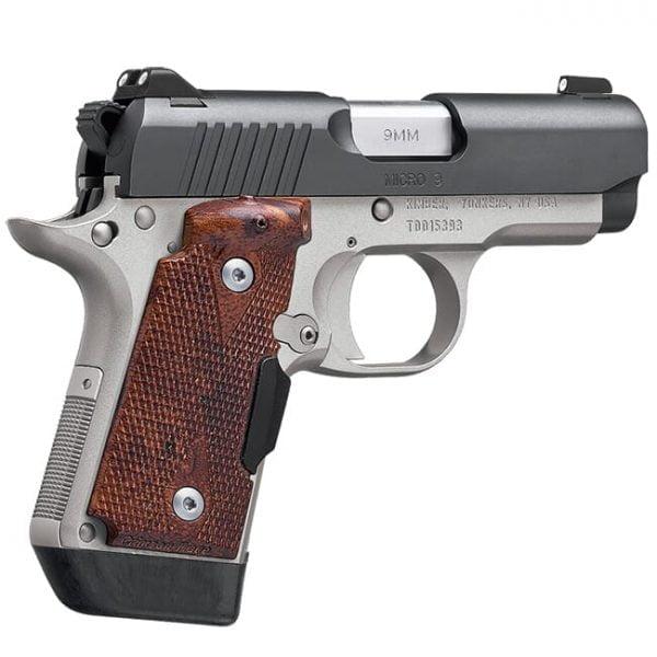 Kimber Micro 9 Two-Tone (LG) 9mm Pistol 3300216