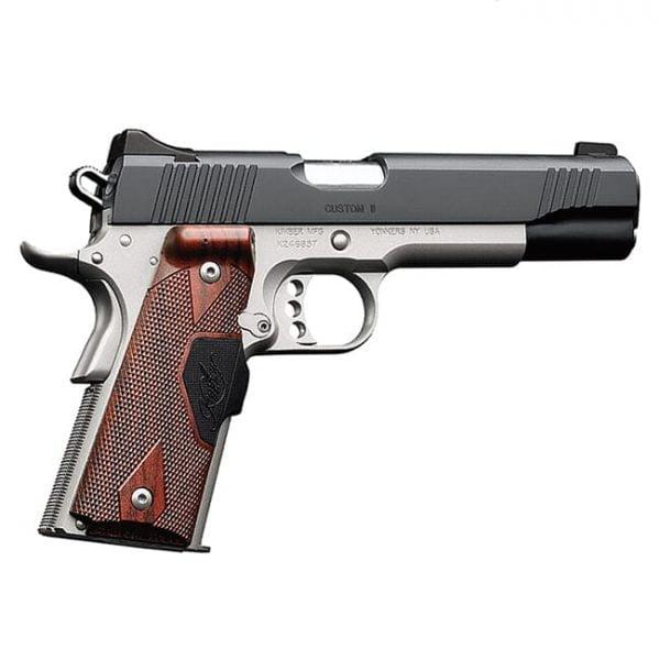 Kimber Custom II (Two-Tone) (LG) .45 ACP Pistol 3200387