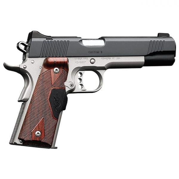 Kimber Pro Carry II (Two-Tone) (LG) 9mm Pistol 3200389