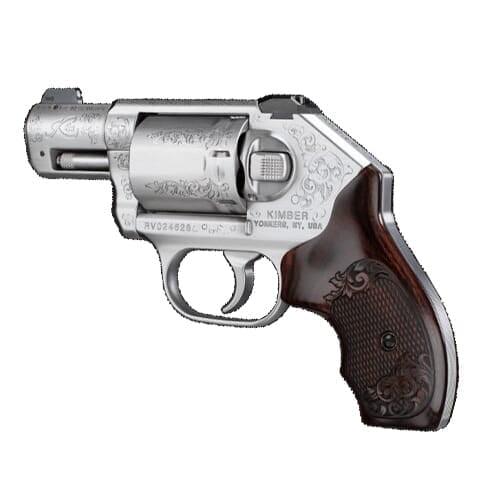 "Kimber K6s Classic Engraved .357 Mag 2"" Barrel 6rd Revolver 3400015"