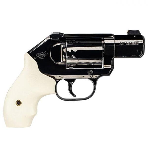 "Kimber K6s Royal 2"" .357 Mag Revolver w/ Ivory Grips 3400017"
