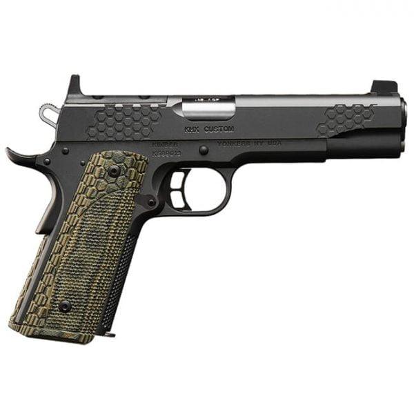 Kimber .45 ACP KHX Custom (OR) Pistol 3000360