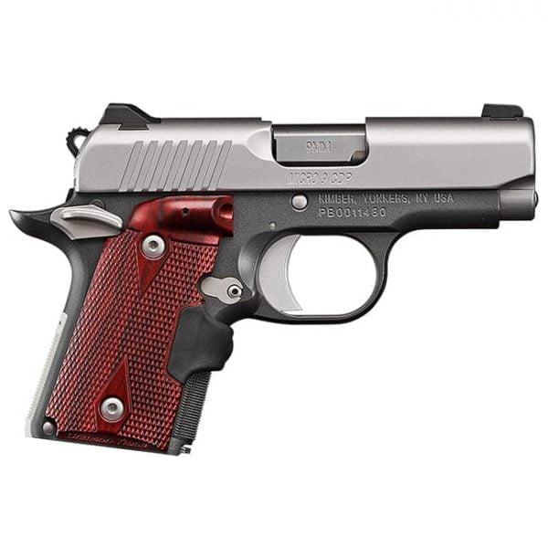 Kimber 1911 Micro 9 CDP (LG) 9mm Pistol 3300098