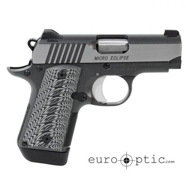 Kimber .380 ACP Micro Eclipse Pistol 3300188