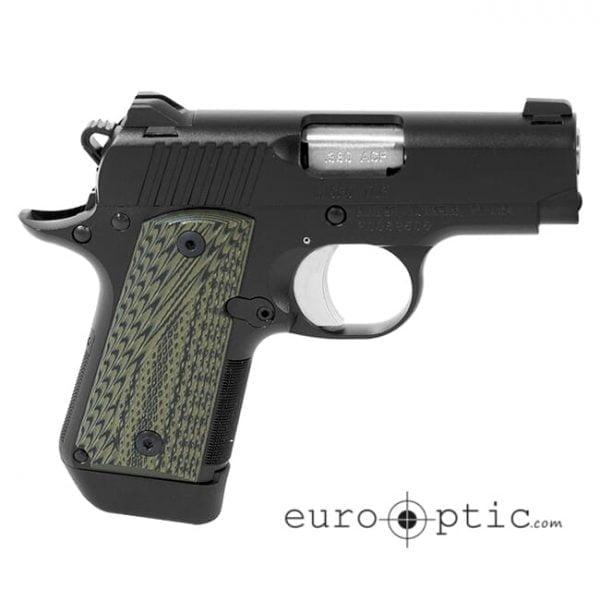 Kimber .380 ACP Micro TLE Pistol 3300190