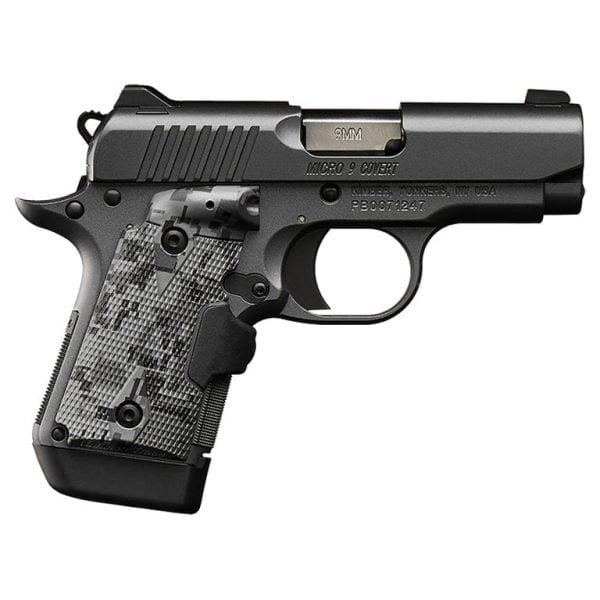 Kimber 9mm Micro 9 Covert Pistol 3300187