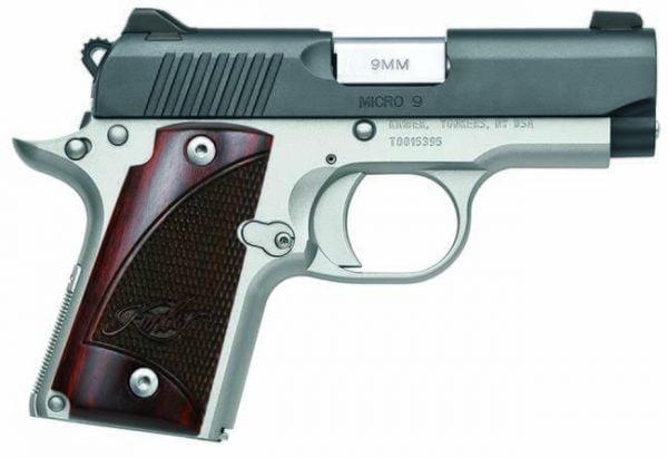 Kimber 1911 Micro 9 Two-Tone 9mm 3300099