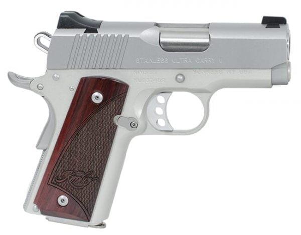Kimber 1911 Stainless Ultra Carry II .45 ACP 3200330