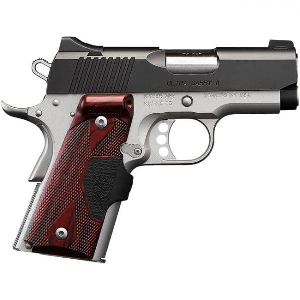Kimber Ultra Carry II (Two-Tone) (LG) 9mm Pistol 3200392