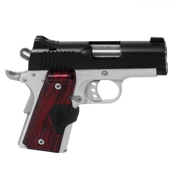 Kimber 1911 Ultra Crimson Carry II .45 ACP Pistol 3200290