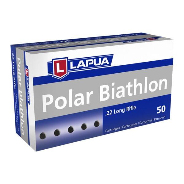 Lapua .22 LR Polar Biathlon - Case 5,000rds 420166