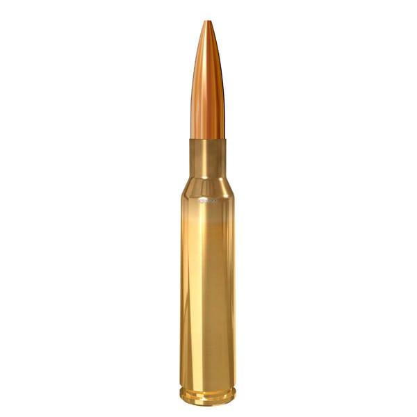 Lapua 6.5x55 Mauser 120gr HPBT Scenar-L Ammo LU4316039