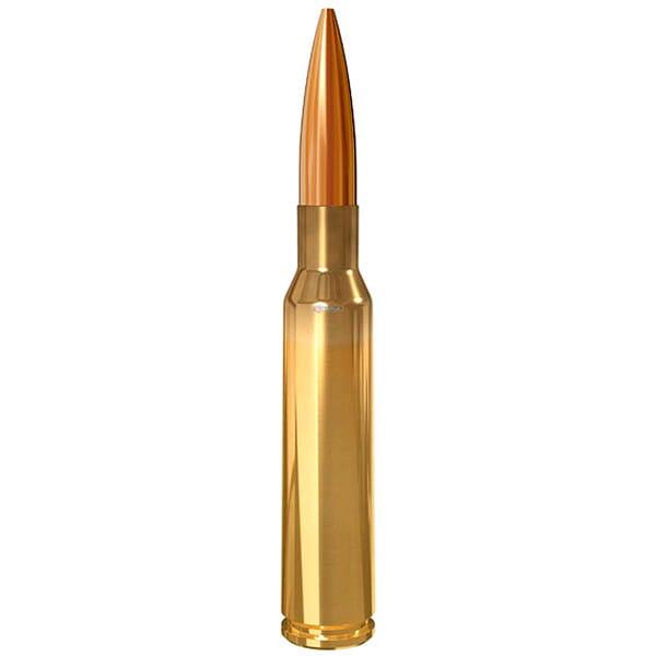 Lapua 6.5x55 Mauser 123gr HPBT Scenar Ammo LU4316032
