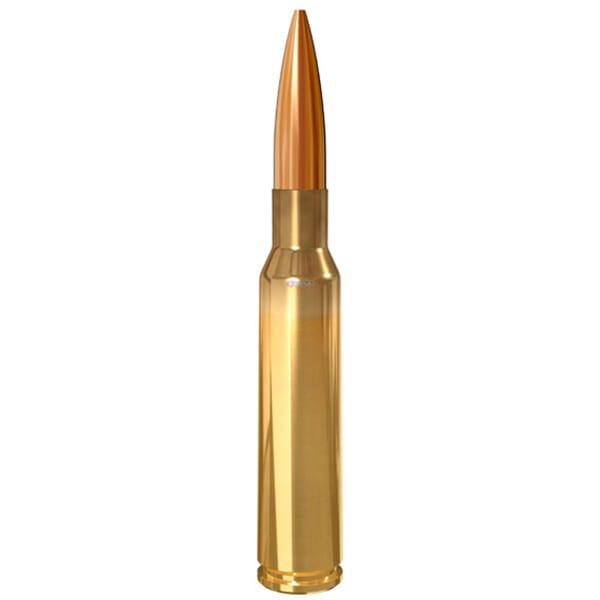 Lapua LU4316035 6.5x55 Mauser 100gr HPBT Scenar Rifle Ammunition