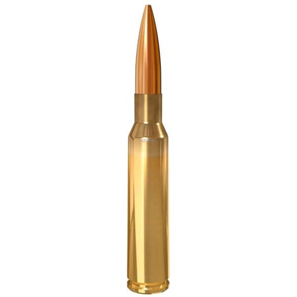 Lapua 6.5x55 Mauser 125gr HPBT Scenar Ammo LU4316036