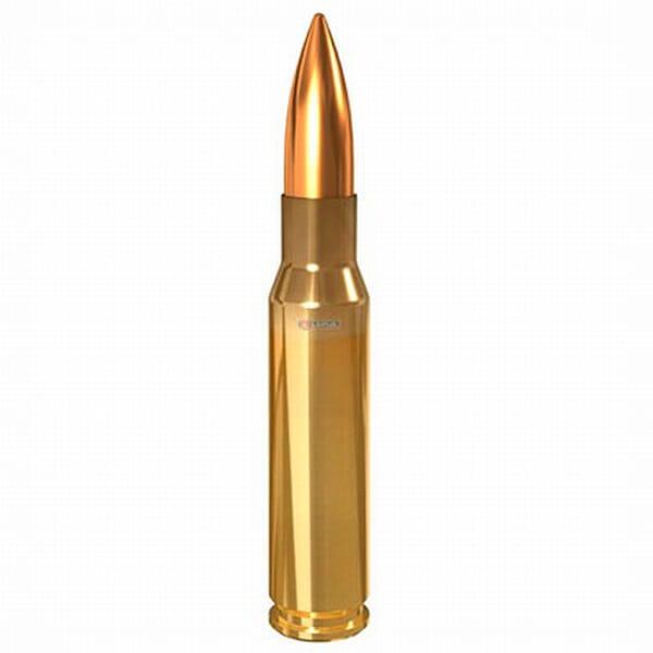 Lapua .308 Win. 167gr HPBT Scenar Ammo LU4317515-50