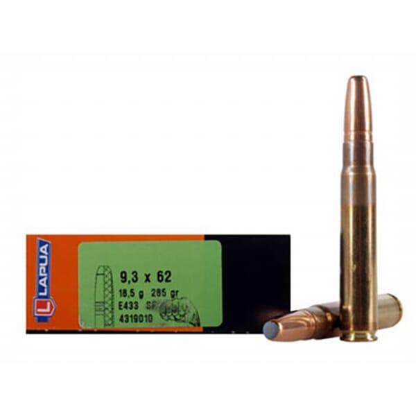 Lapua 9.3x62 285gr SP Mega Ammo LU4319010