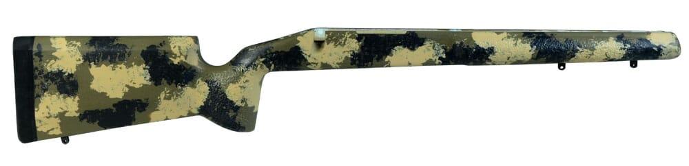 Manners T2 Remington 700 SA BDL #7 Molded Gap Stock