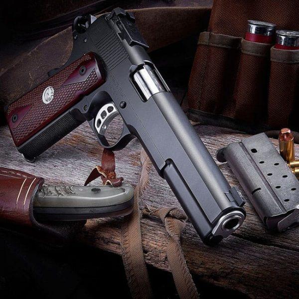 Nighthawk Heinie Long Slide .45 ACP Pistol