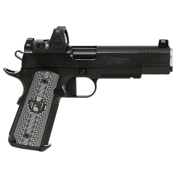 Nighthawk Shadow Hawk Government 9mm Pistol Trijicon RMR