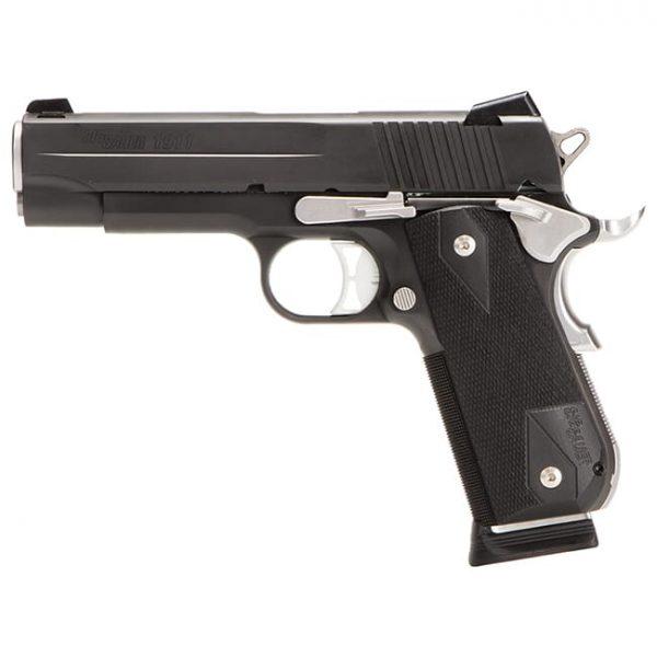 Sig Sauer 1911 Carry Nightmare .45 Pistol 1911FCA-45-NMR