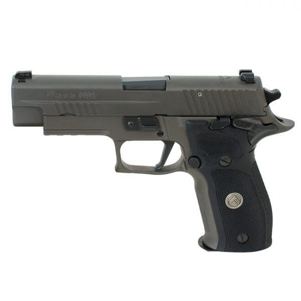 Sig Sauer P226 9mm SAO Legion (3) 15 Round Magazines Pistol E26R-9-LEGION-SAO