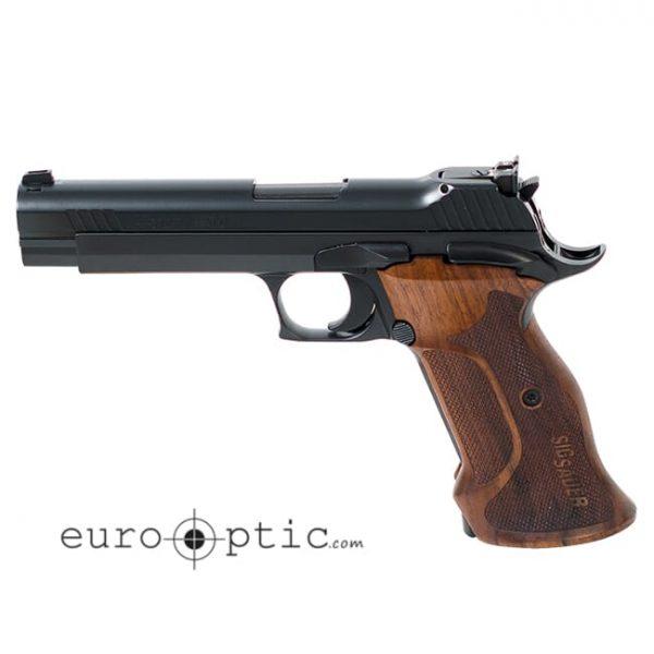 "Sig Sauer P210 9mm 5"" Target Black Pistol 210A-8-TGT"