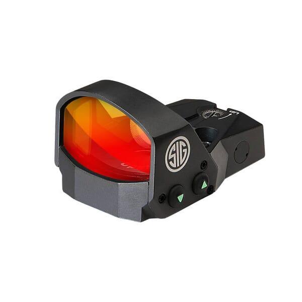 Sig Sauer Romeo1 1x22mm 3 MOA Red Dot Reflex Sight No Mount SOR11000