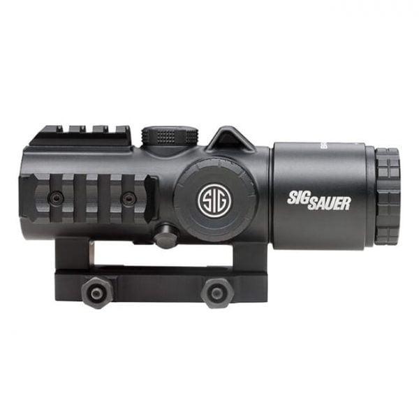Sig Sauer BRAVO3 Battle Sight 3X30mm 300 BLK Horseshoe Dot Illum Reticle SOB33102
