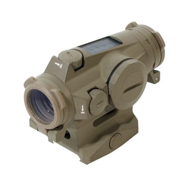 Sig Sauer ROMEO4T Red Dot Sight Ballistic Circle Dot 2 MOA SOR43131