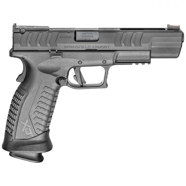 "Springfield Armory XD(M) Elite 9mm 5.25"" Black Pistol w/3 Mags XDME95259BHC"