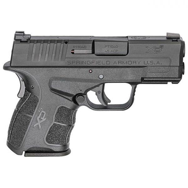 "Springfield Armory XDS .45 ACP MOD.2 3.3"" Tritrium Night Sight w/ 2 Magazines Pistol XDSG93345BT"