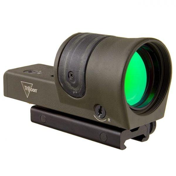 Trijicon 1x42 OD Green Reflex Sight RX30-C-800090