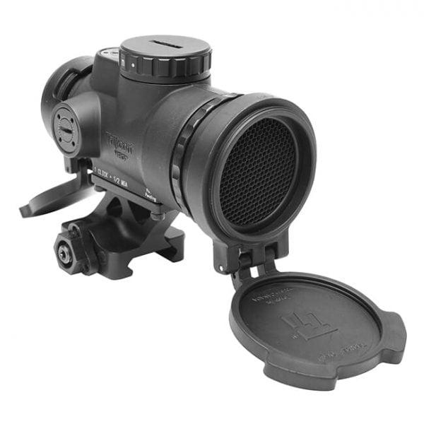 Trijicon MRO Patrol 1x25 w/1/3 QD Mount Red Dot Sight AC32071 MRO-C-2200018