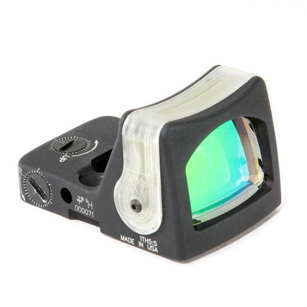 Trijicon RMR Dual Illuminated Green Triangle Sight RM08G