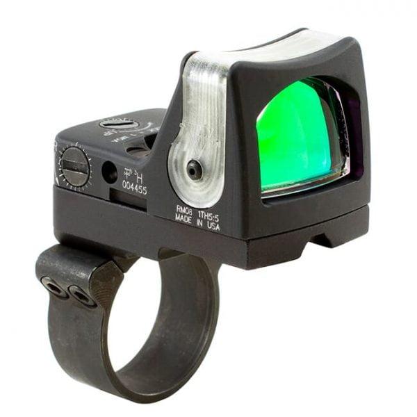 Trijicon RMR Dual Illuminated 12.9 MOA AMB w/ RM36 Mount RM08A-36