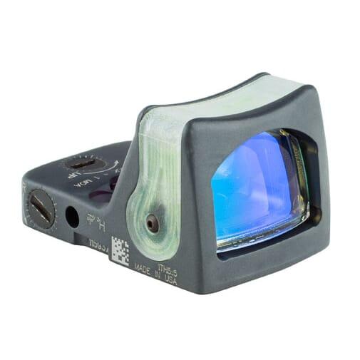 Trijicon RMR Dual Illum. Snipers Gray Amber Dot Sight RM05-C-700187