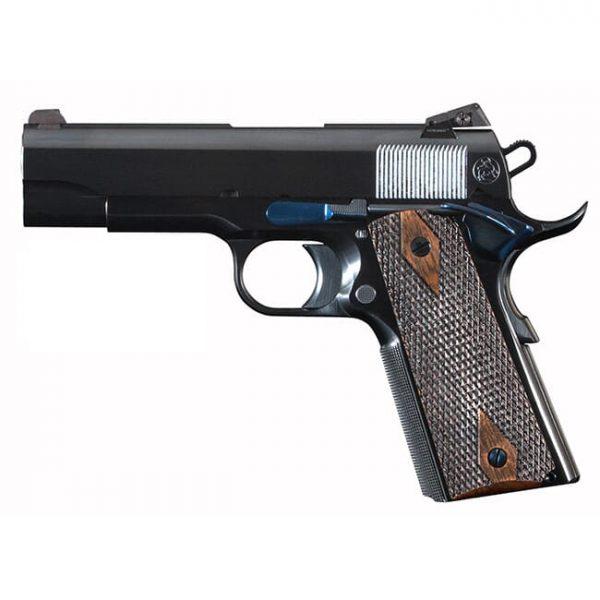 Turnbull 1911 Commander Blue .45 ACP Pistol TB-P2-C-B