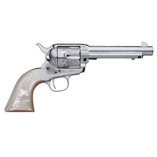 Uberti Engraved Cattleman .45 Colt Revolver 356176