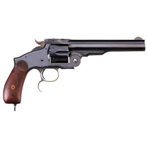"Uberti 6.5"" Russian Blued Cartridge Revolver .45 Colt 348579"
