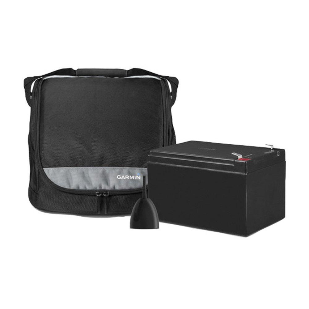 Garmin 010-12676-00 Portable Ice Fishing Kit - GT10HN-IF Transducer, Large