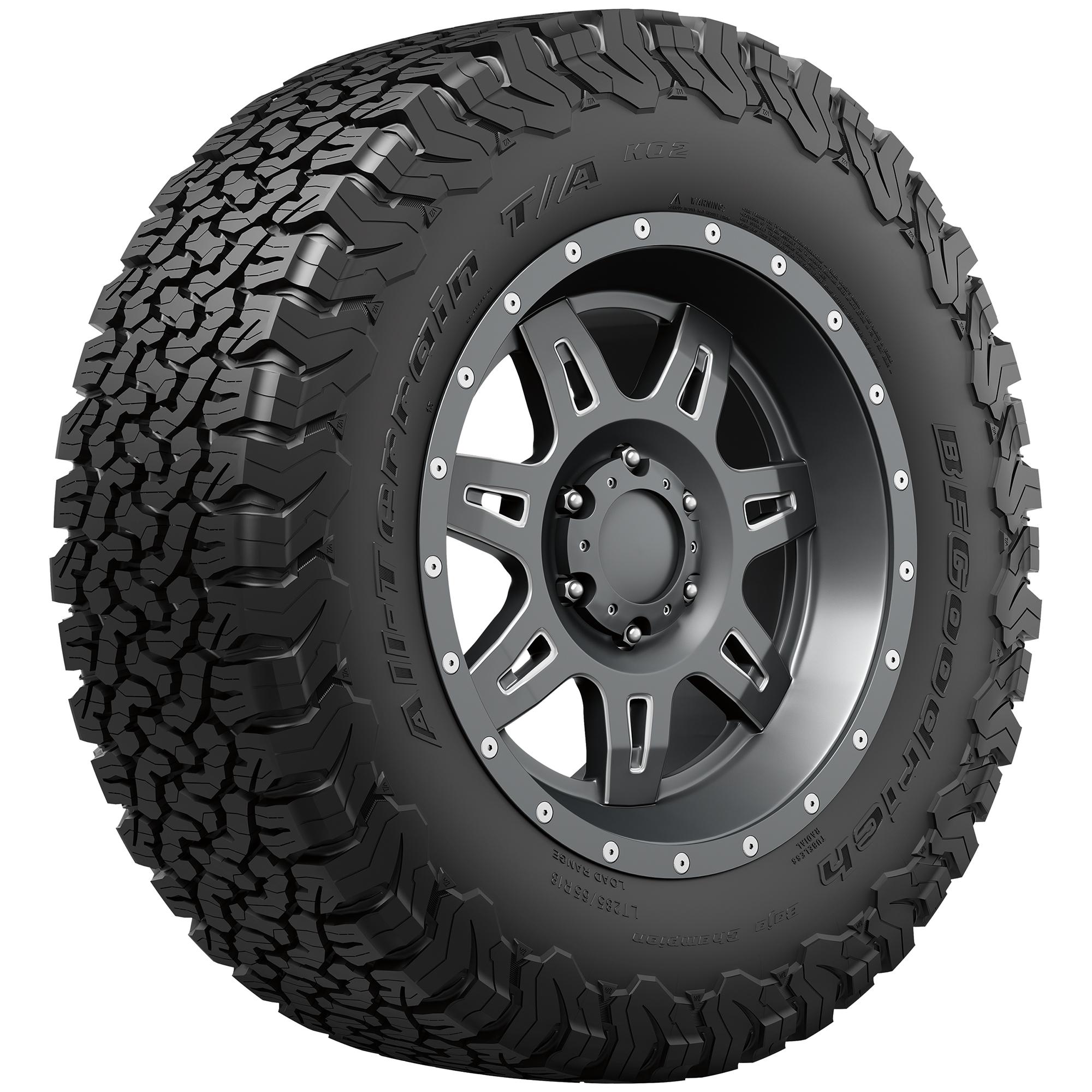 BFGoodrich All-Terrain T/A KO2 Tire LT285/70R17/E 121/118R
