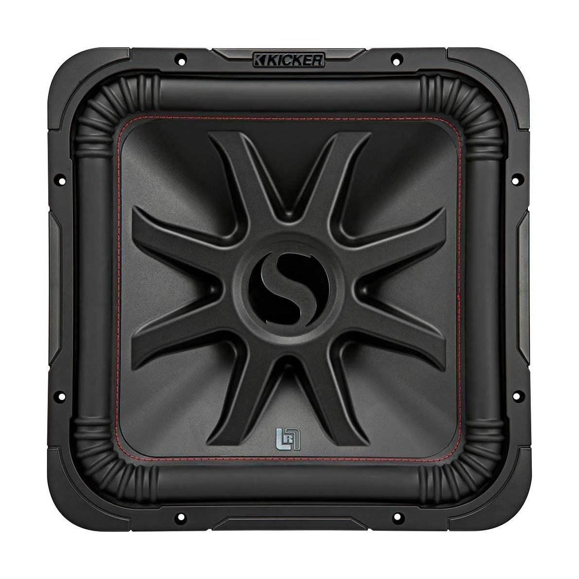 10-inch L7R Square Subwoofer 4-ohm