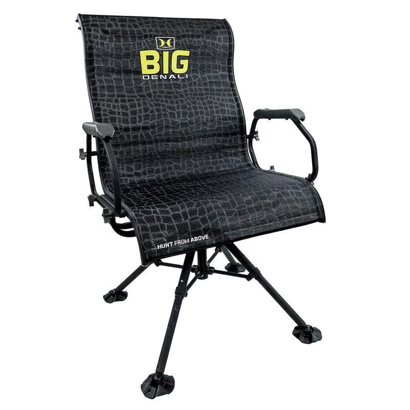 Hawk Hunting Big Denali? Luxury Blind Swivel Chair